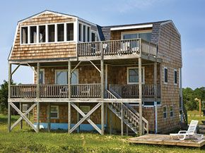 Fine Outer Banks Rentals Ocean Front Meredith Cottage Salvo Nc Interior Design Ideas Tzicisoteloinfo