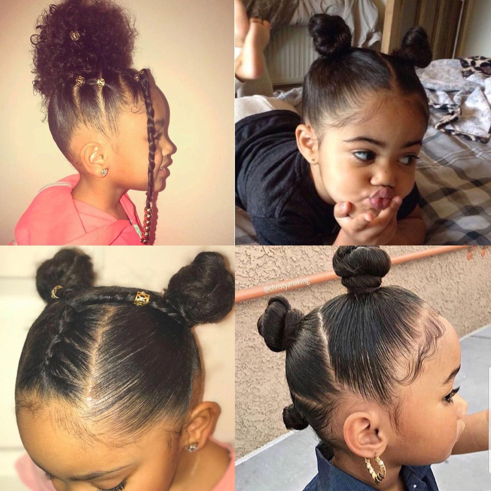 13+ Cute hairstyles for black kids with short hair ideas