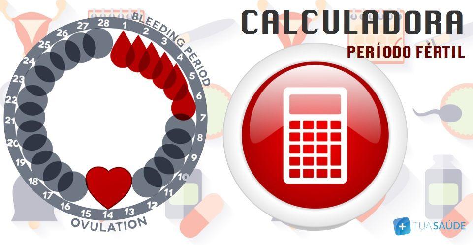 calculadora do período fértil para engravidar