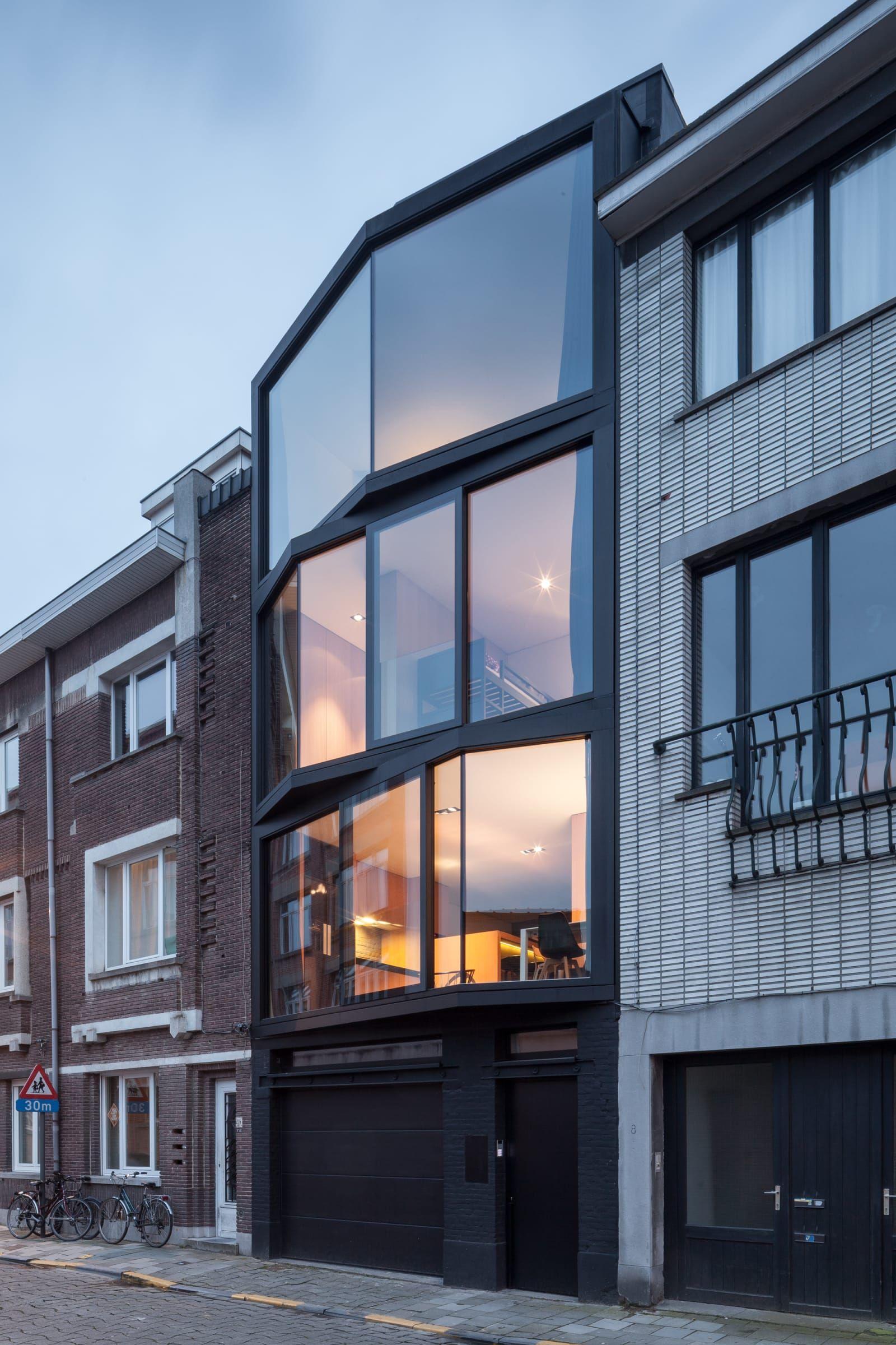 Mias Sys, Steven Vandenborre Architecten, Tim Van de Velde · ABEEL ...