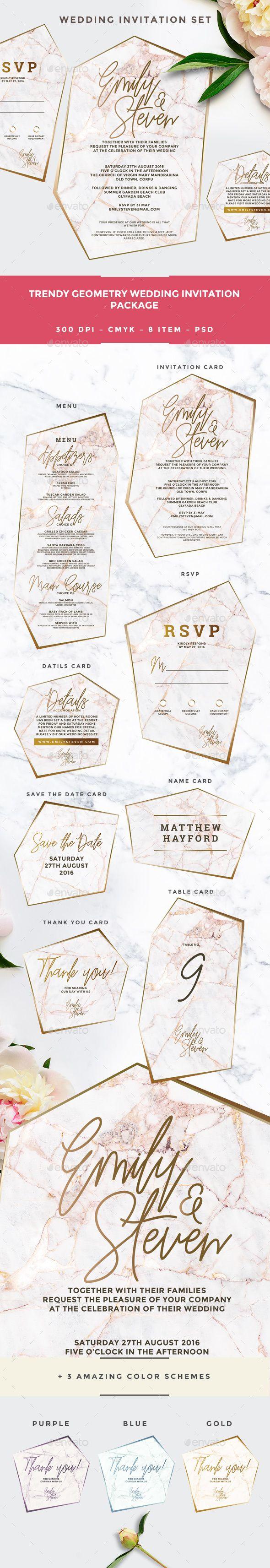 Wedding By Bigweek Wedding Package Includes 8 Easy Editable Psd