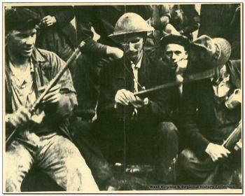 August 31, 1921: The Battle of Blair Mountain   SEE COMMENTS