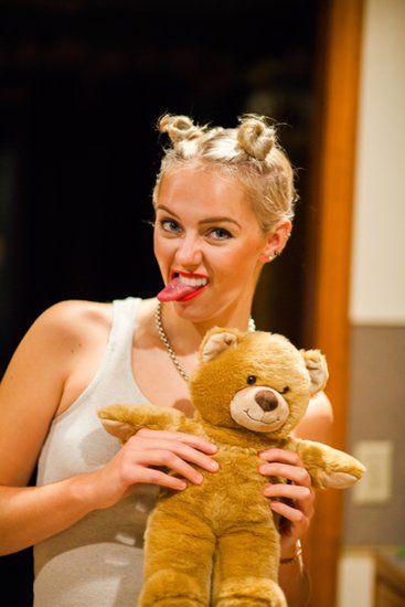 Miley Cyrus Halloween Costume 2014
