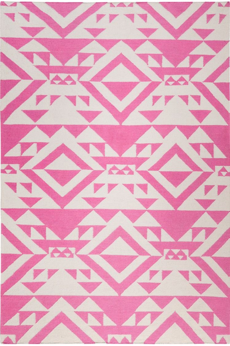 Teppich Accessorize Home Pink Mellow Teppich Teppich Design Gemusterte Teppiche