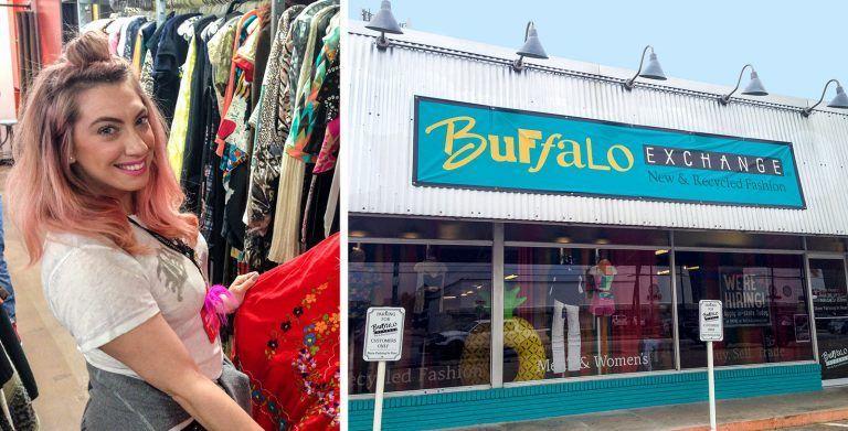 Buffalo Exchange Houston, Texas New and Recycled