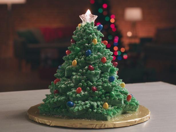 Christmas Tree Cake Recipe in 2018 Christmas Ideas Pinterest
