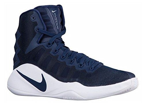 Nike Womens Hyperdunk 2016 TB Basketball Shoes Navy Blue 844391 442 Size 10      Read more reviews of the product by visiting the link on the image. bf902dc9b3