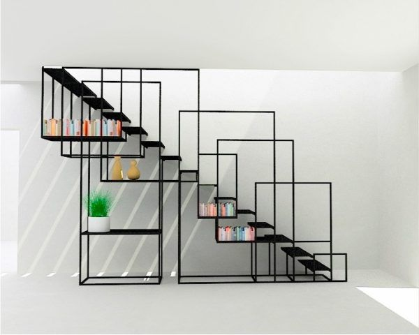 50 Creative Ways To Incorporate Book Storage In U0026 Around Stairs