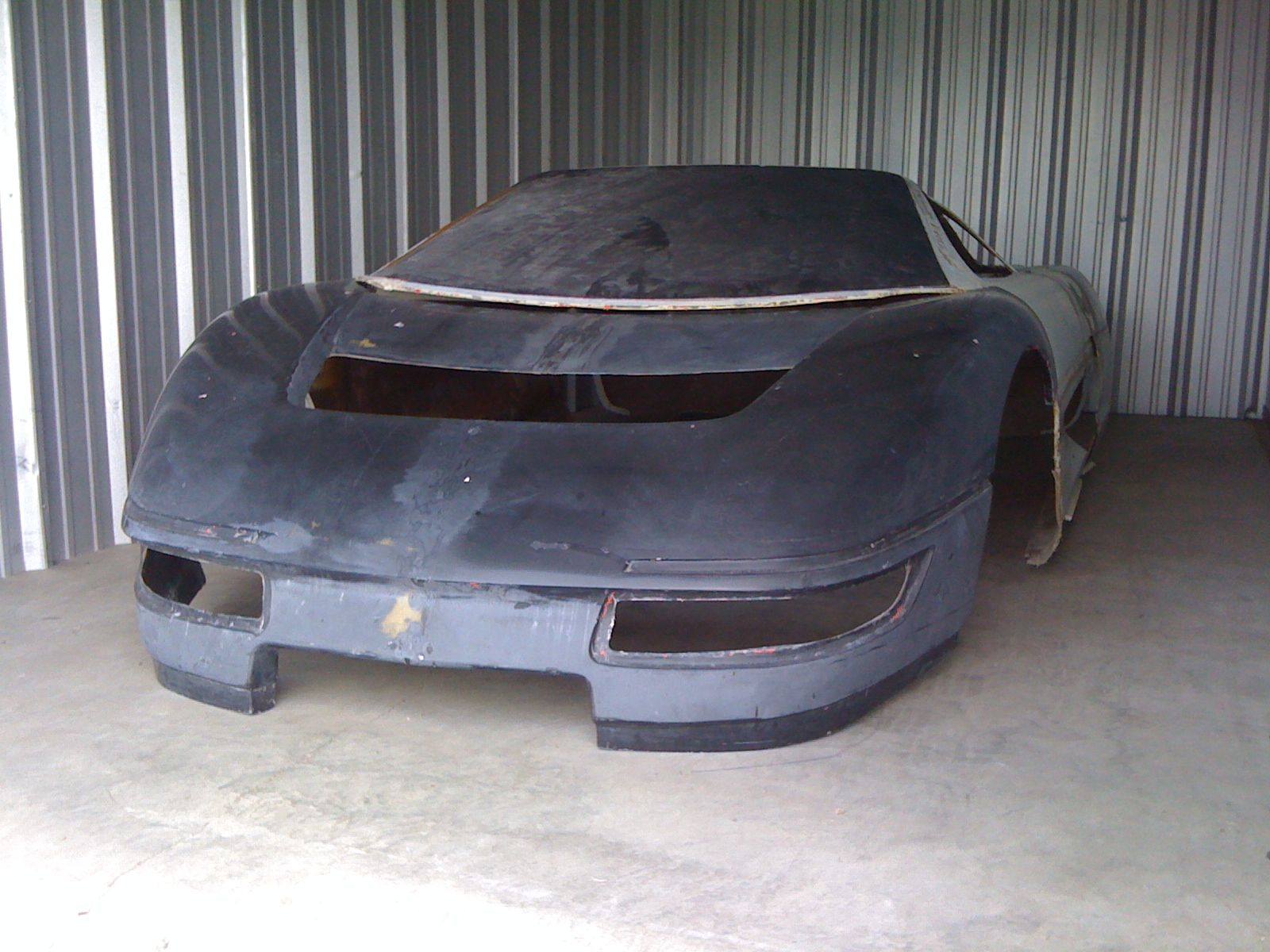 Wraith M4s Fiberglass Body Shell Only Car Parts For Sale