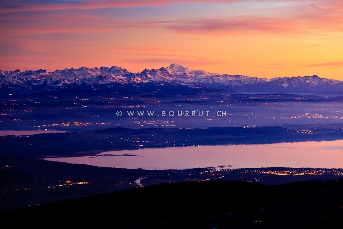 Vincent Bourrut photographie - Paysages et architecture en Suisse