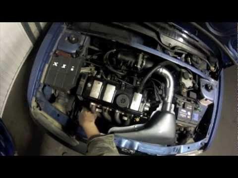 Tuto vidéo pour faire l'appoint du liquide de refroidissement sur 106xsi