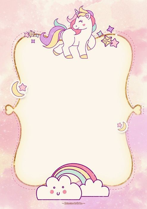 2c952a24840f0 unicornios imagenes - fondos de unicornios Tarjetas De Invitación