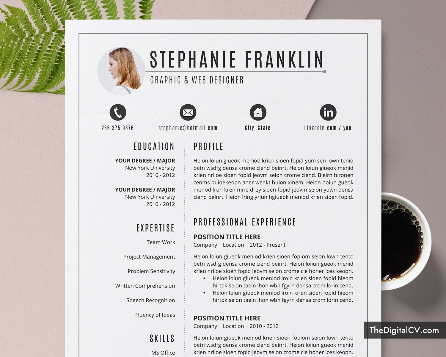 Resume Templates 2020 Free in 2020 Student resume, Resume