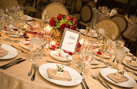 Wedding Reception Tables | Ideas on How to Decorate Wedding Tables