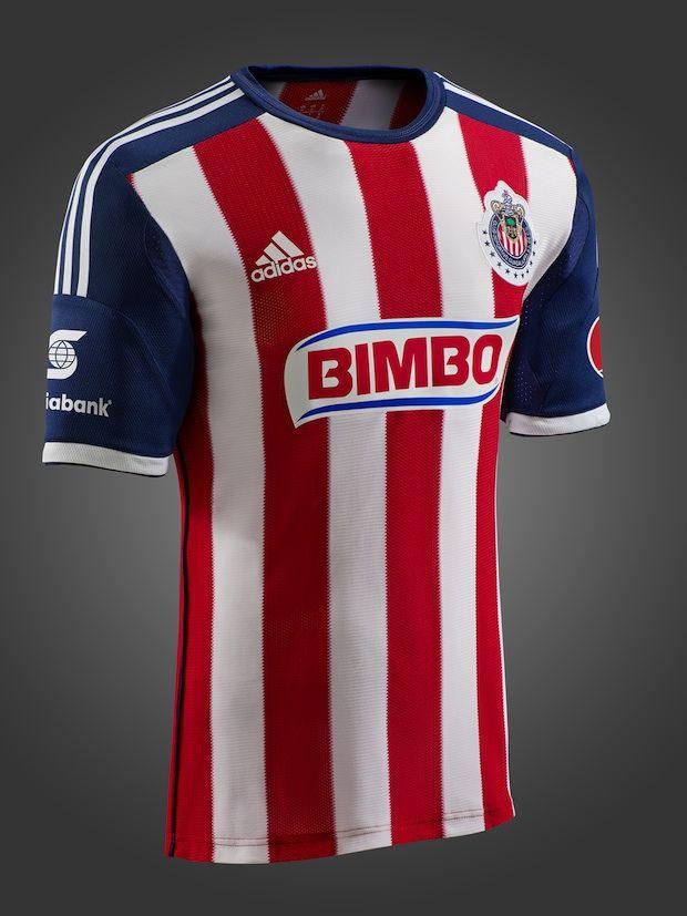 4ccce7620e014 Chivas Jersey Temp. 2013-2015