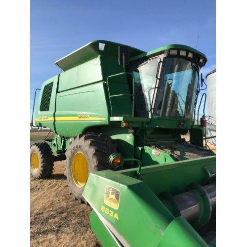 John Deere 9750 Combine For Sale In Dodge City, KS 67801