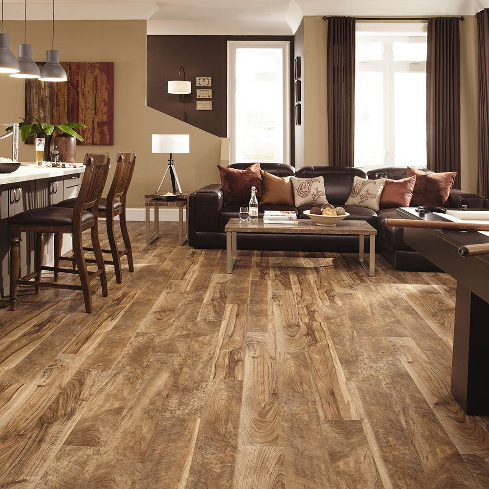 Vinyl Plank Flooring Kitchen Heritage Luxury Vinyl Wood Planks Hardwood Flooring Mannington