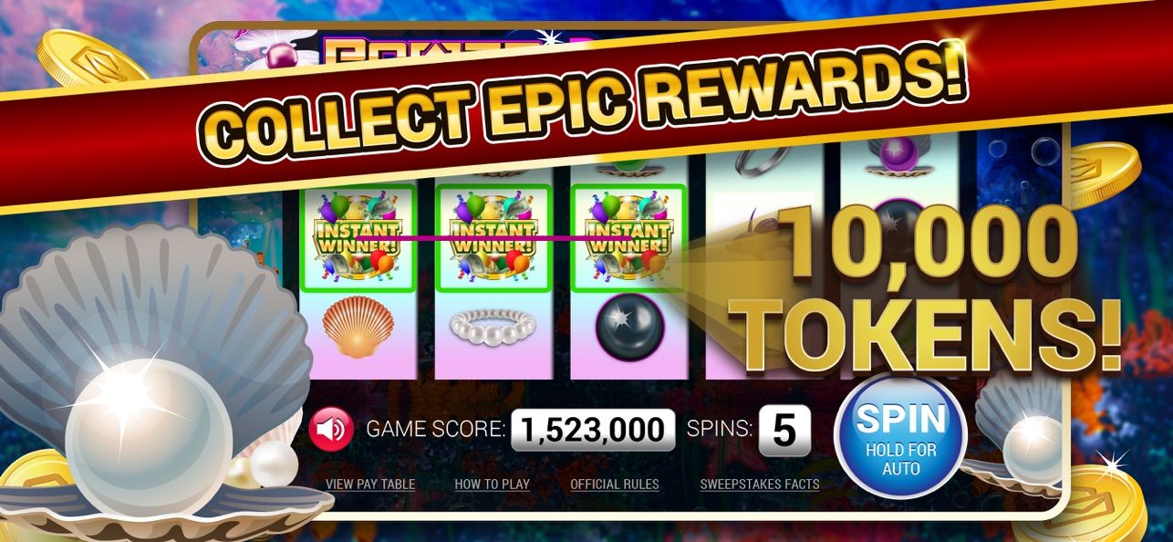 Publisher Clearing House Slots