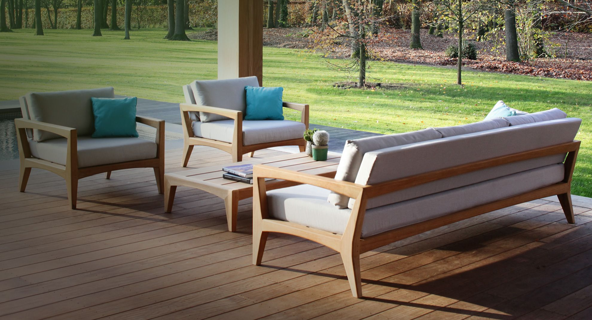 938c48569a Zenhit by Royal Botania, redifining outdoor luxury! / www.royalbotania.com # outdoor #teak #luxury
