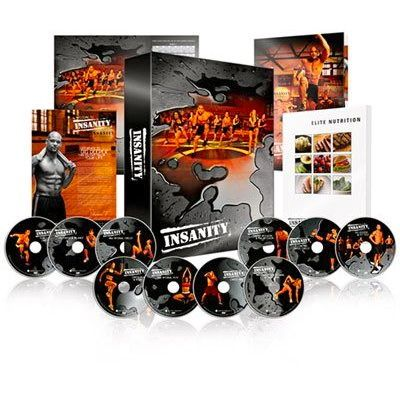 Insanity Workout (13 DVDs), starting at $50 in today's Daily Bazaar @ 2PM PT.