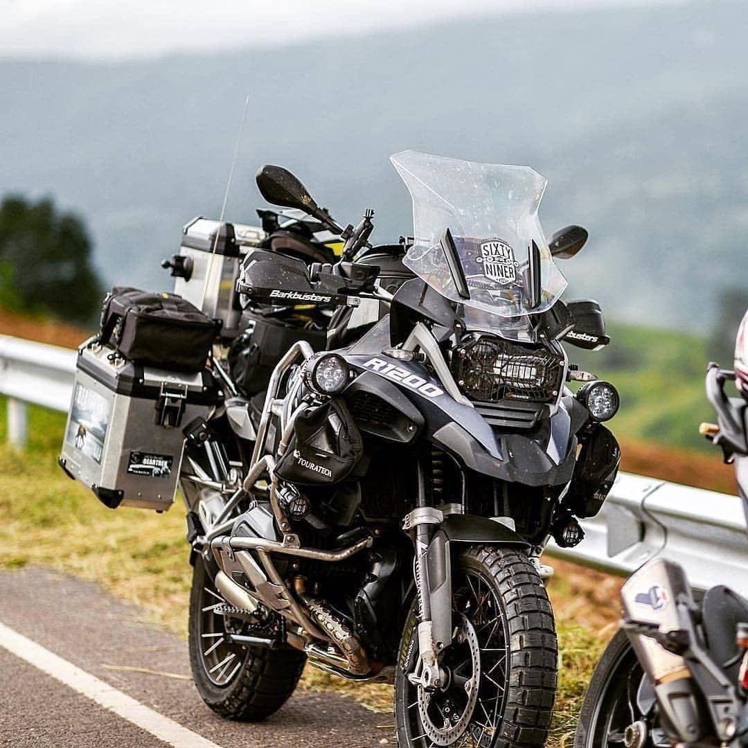 Fully Loaded R1200gs Adventure Follow Goforaride Th Makelifearide Bmw R1200gs Adventure Bike Motorcycles Adventure Bike Bmw Motorcycle Adventure
