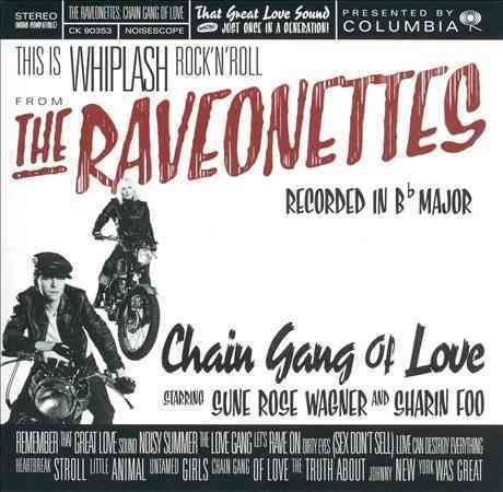 Raveonettes Chain Gang Of Love Pink Love Sound