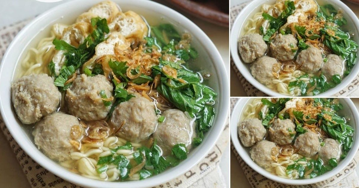 Pin On Resep Bakso