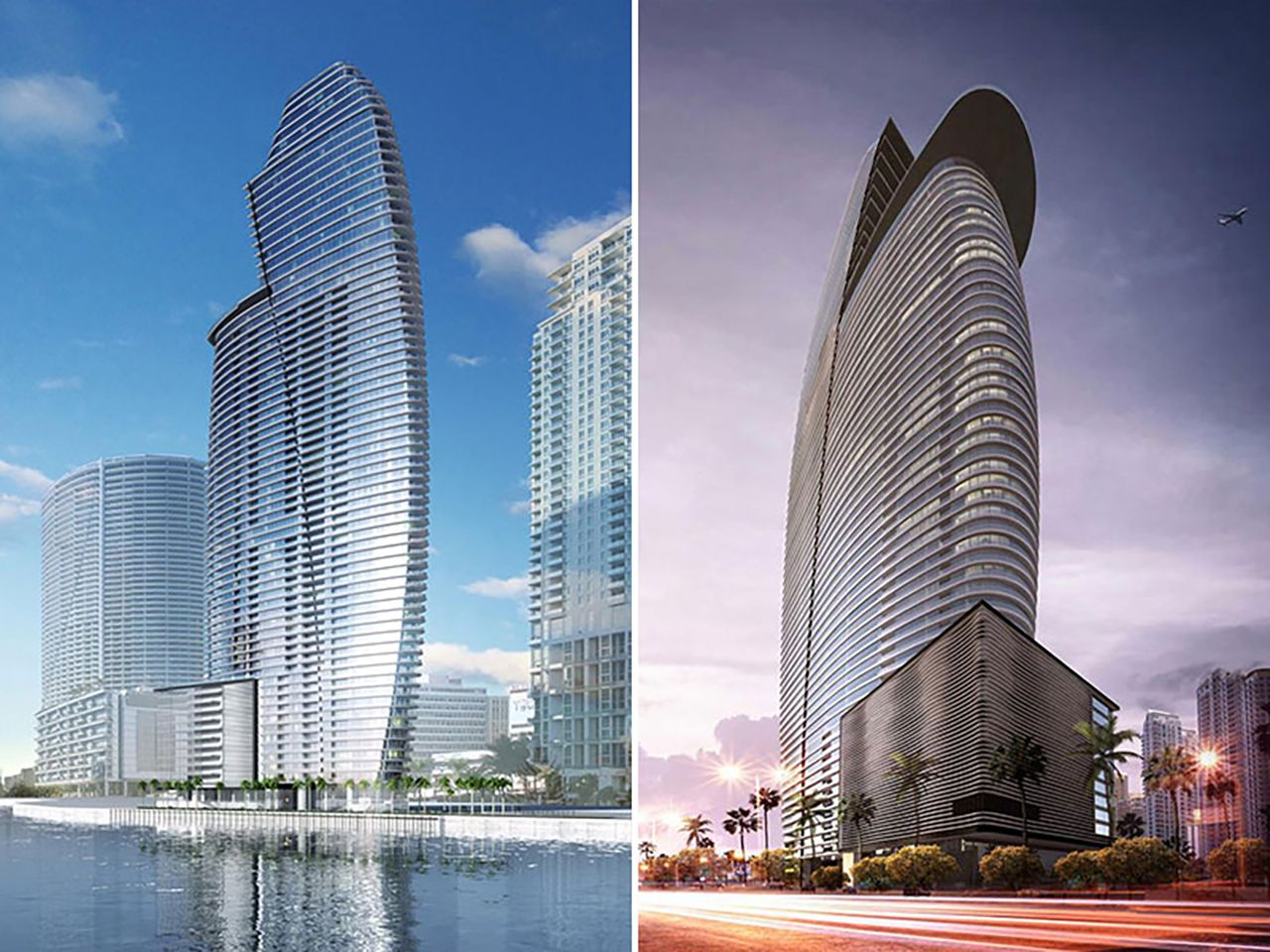 Aston Martin Residences Miami Miami Real Estate Miami Condo Building