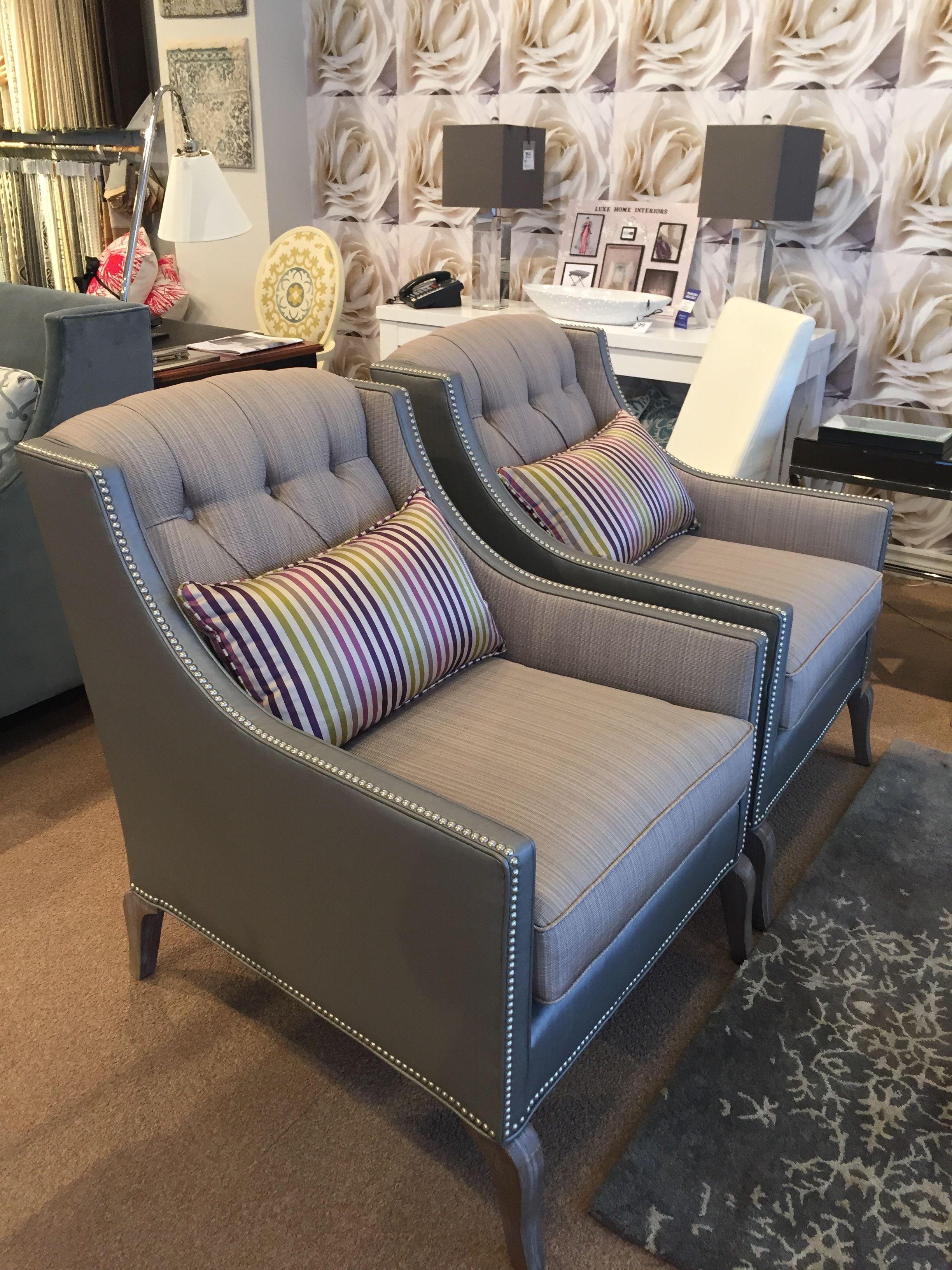 Paul schatz furniture portland or  Luxe Home Interiors Ottawa luxeottawa  Chairs  Pinterest