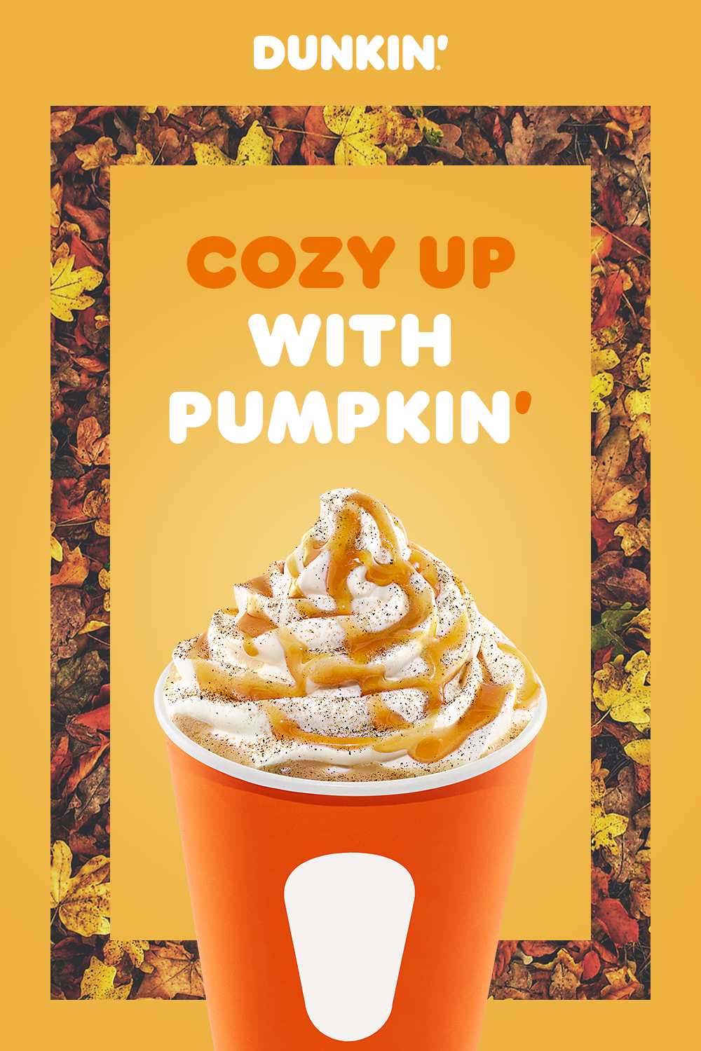 Are you getting your pumpkin' fix at Dunkin'? Check out