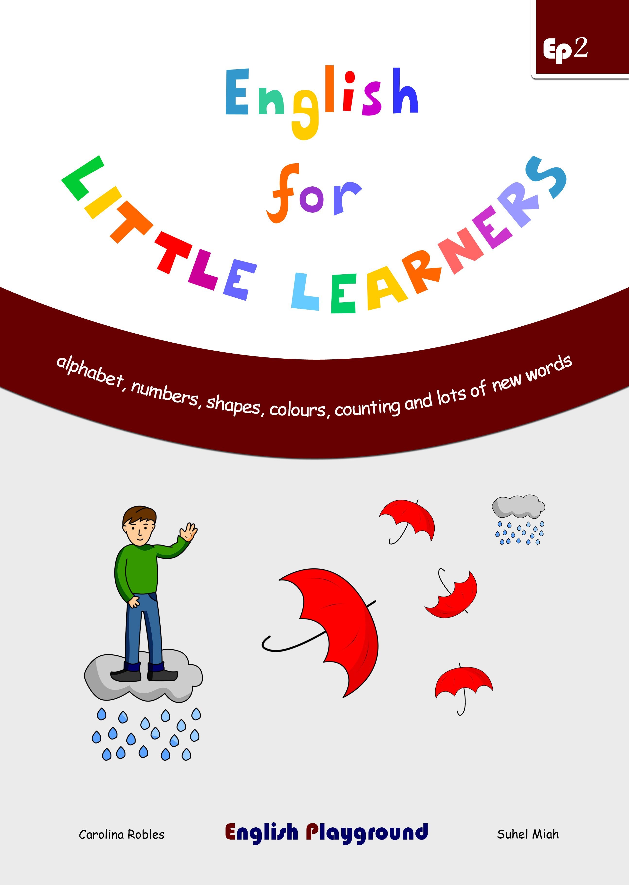English For Little Learners English Language Learning