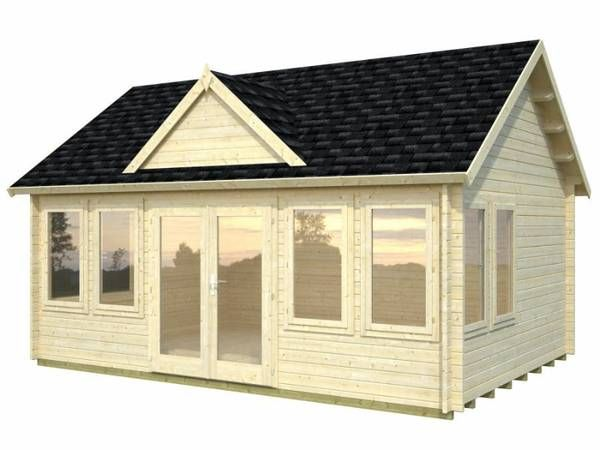 Cabin Shed Kit Pool House Dyi Cottage Tiny House Kits Cabin