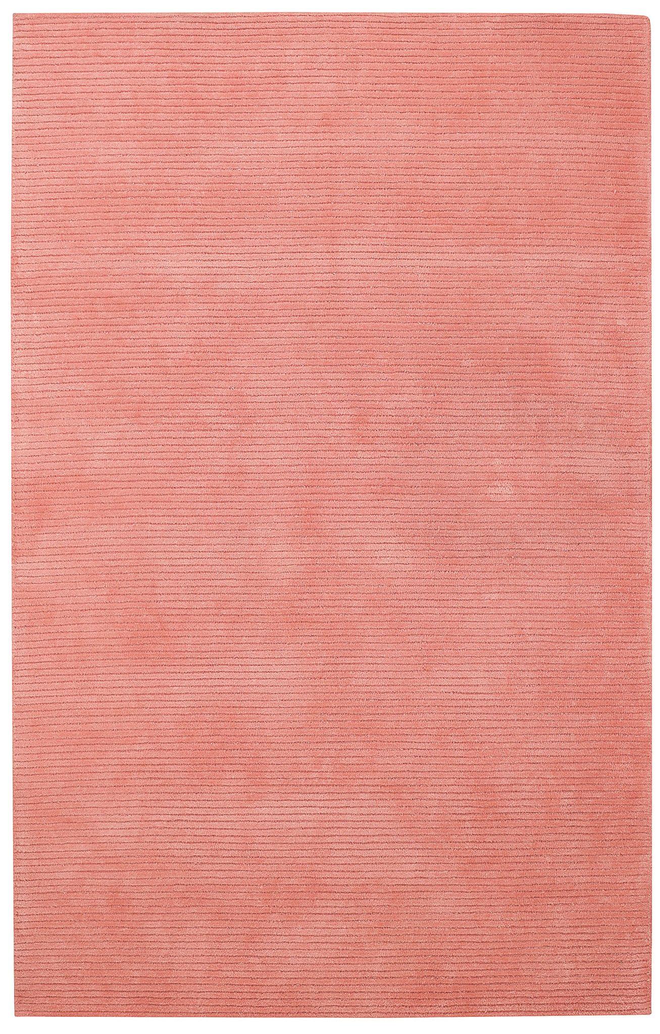 Ridgeway Rugs Petal Pink Rectangle
