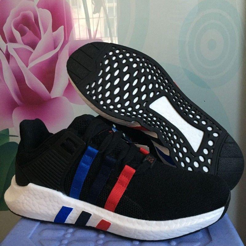 Adidas attrezzature eqt impulso zx 10.000 4 noir di colore rosso blu clic