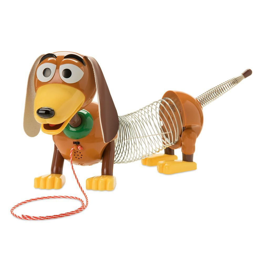 Slinky Dog Talking Action Figure Toy Story Shopdisney Toy Story Slinky Action Figures Toys Disney Toys