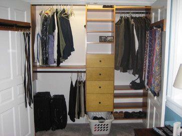 Exceptional Menu0027s Closet   Contemporary   Closet   Baltimore   California Closets  Maryland