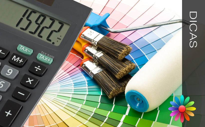 Nesta página disponibilizo uma calculadoras para o ajudar a fazer os cálculos para o custo de uma pintura. Calculadora - Custo da Pintura Basta seguir os seguintes passos: Começe por clicar na tecla