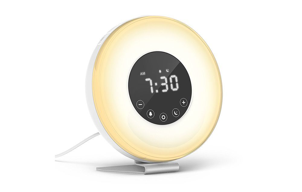 Wake Up Light Alarm Clock Light Alarm Clock Alarm Clock