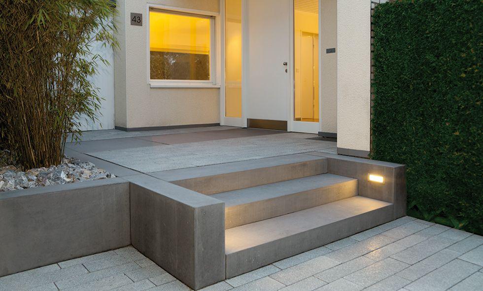 klostermann inspirationswelt gartentr ume mit stein und plattensystemen genie en wege. Black Bedroom Furniture Sets. Home Design Ideas