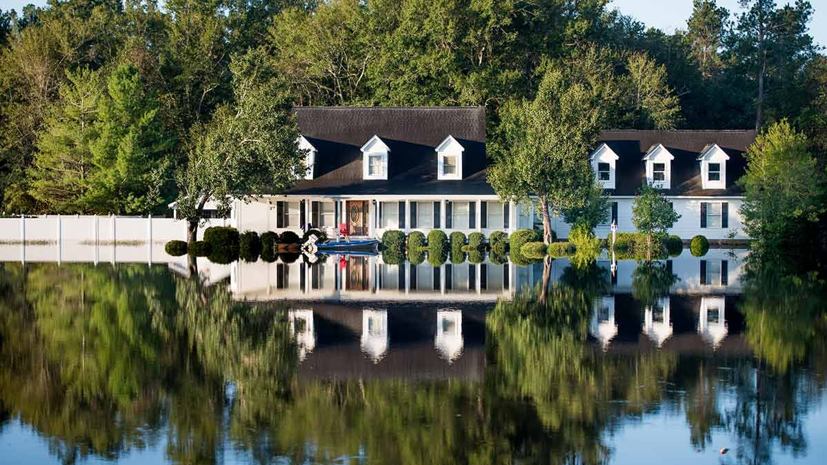 How to clean your home after a flood flood get rid of