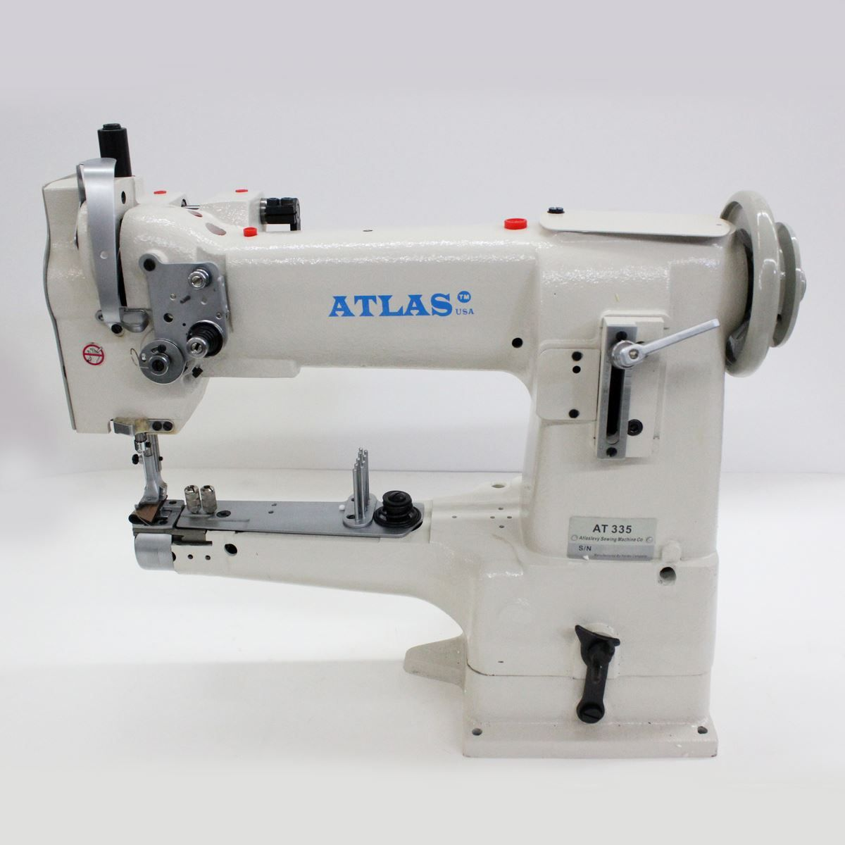Atlas Usa At335 Sewing Machine Industrial Sewing Machine