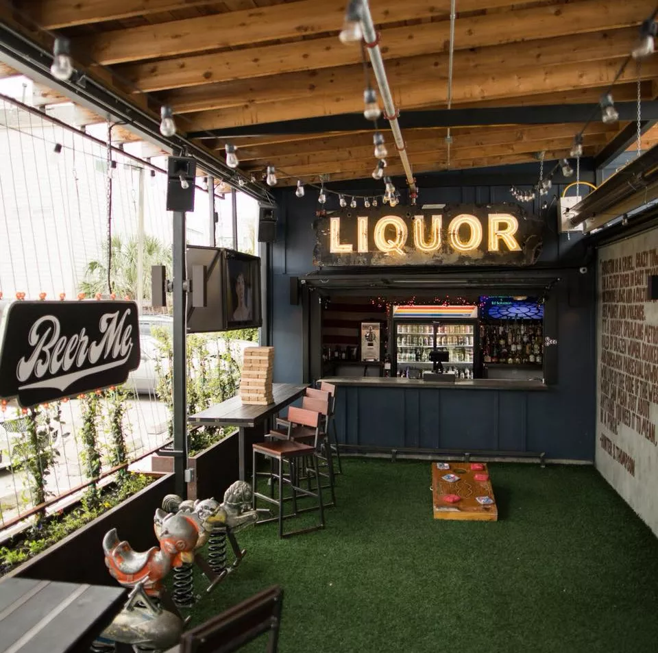 Fun Awaits at These 11 Houston Bars Outfitted With Games ...