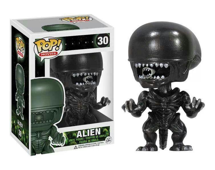 Figurine Alien Covenant Daniels Pop 10cm