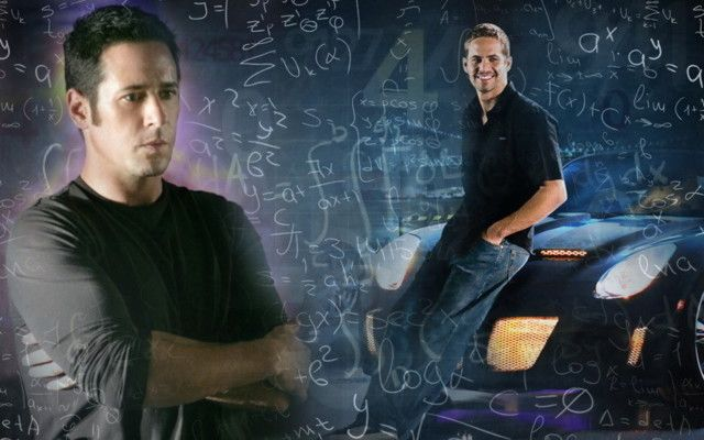 Numb3rs / Fast and the Furious fanart banner #2 by Miss Piggy