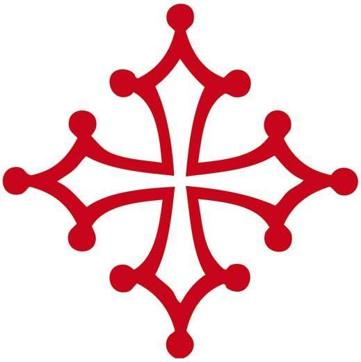 Croix Occitane En Langue D Oc Denis Peuch12 I Serena Have