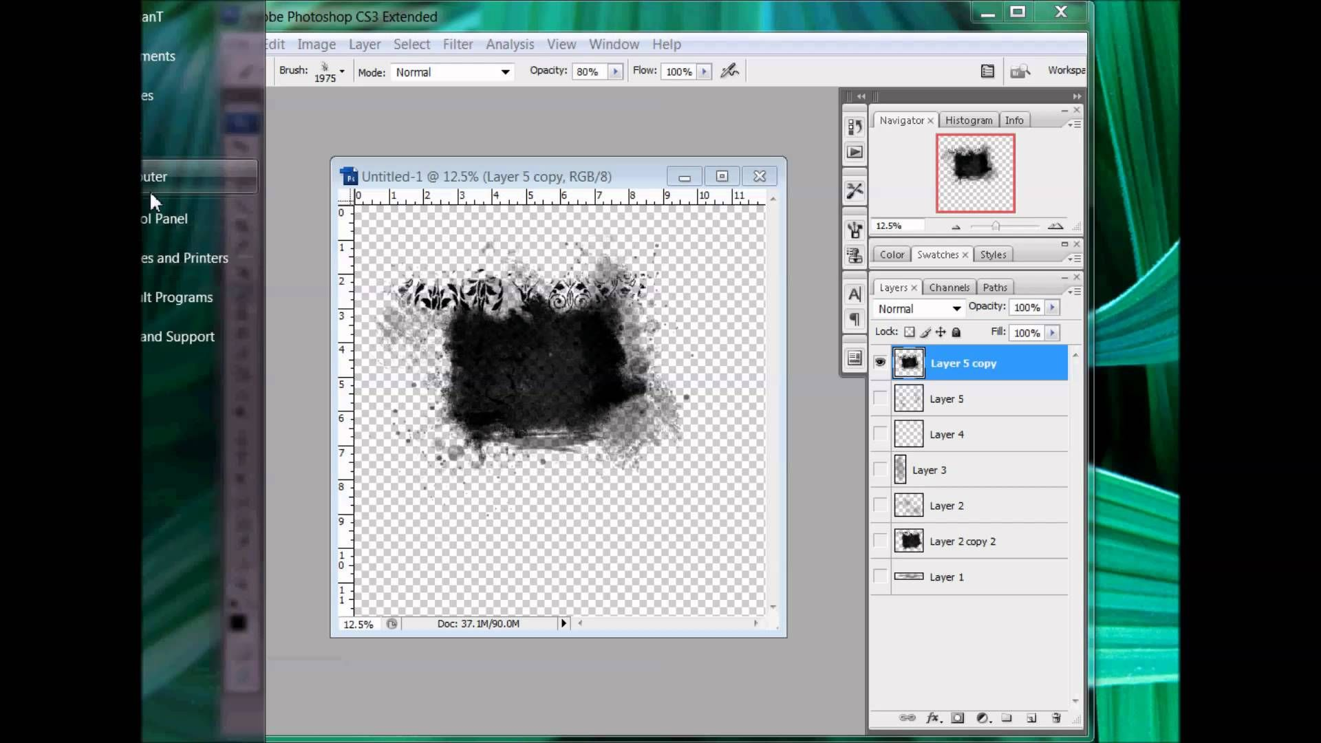 How to Make Photo Masks by Meagan's Creations (With images