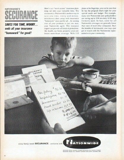 Corporate History Insurance Ads Vintage Ads Hartford Insurance