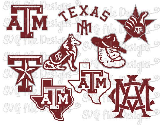 Pin On University Sports Teams Svg Cutting Files Clipart