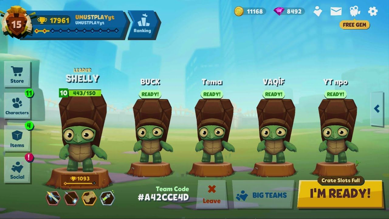 Zooba Turtles Army Zooba Zoo Battle Arena Battle Royale Game Battle Online Battle