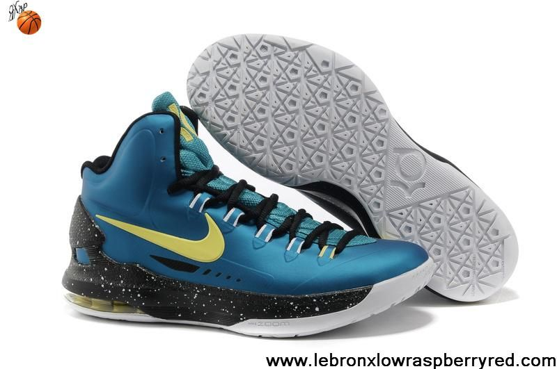 best sneakers 6f244 4f0f5 Buy Discount 554988 305 Nike Zoom KD V ID Fluorescent Green Purple Sports  Shoes Store